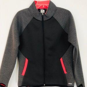 RBX Scuba Knit Zip-up Warmup Jacket